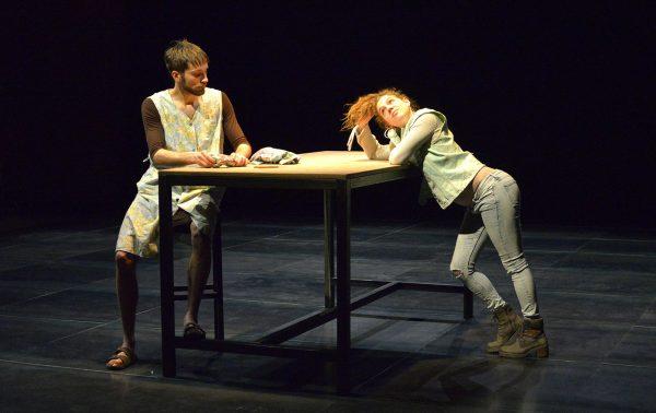 Adrien Drumel et Héloise Jadoul